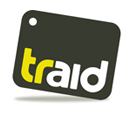 TRAID logo craftacular