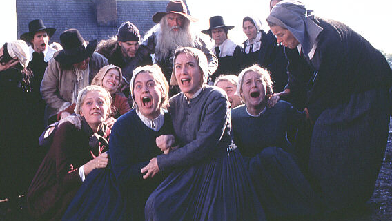 the curcible The crucible is a 1996 american historical drama film written by arthur miller  adapting his play of the same title, inspired by the salem witchcraft trials.