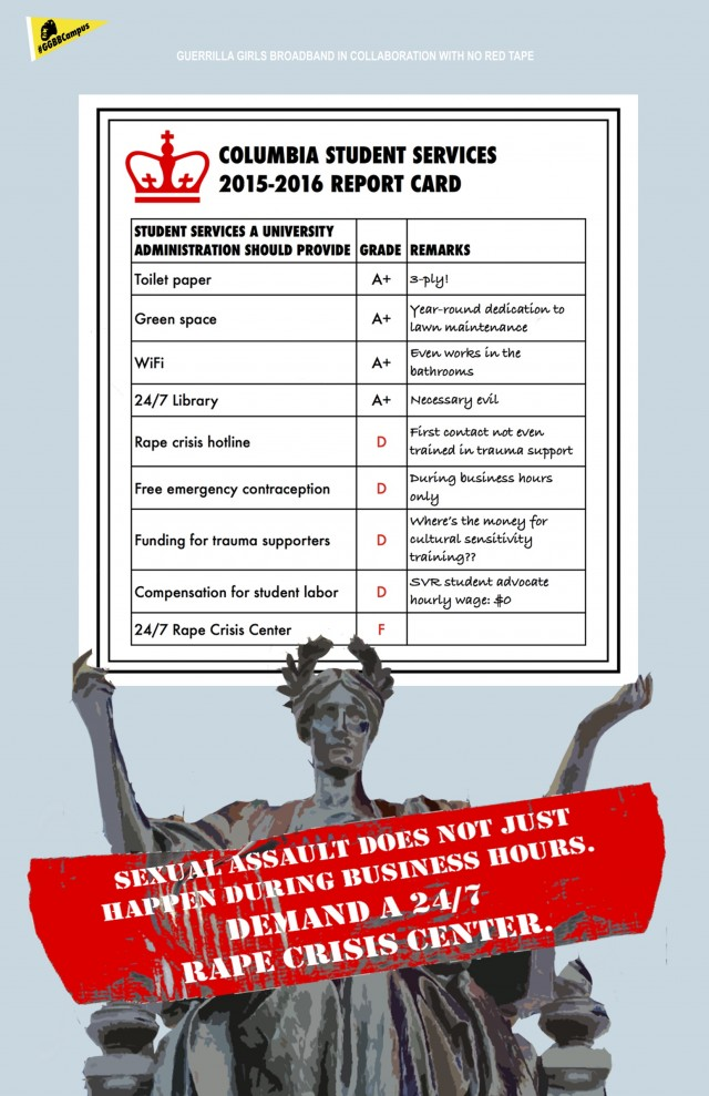 Columbia Univ. No Red Tape Poster March 2016 copy
