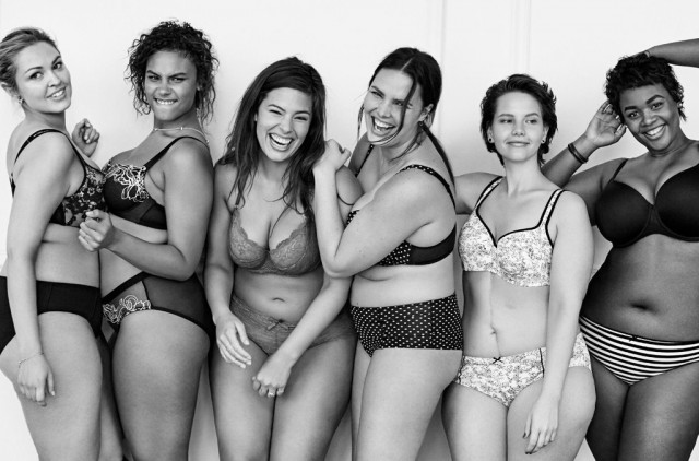 Lane Bryant Im Angel Campaign