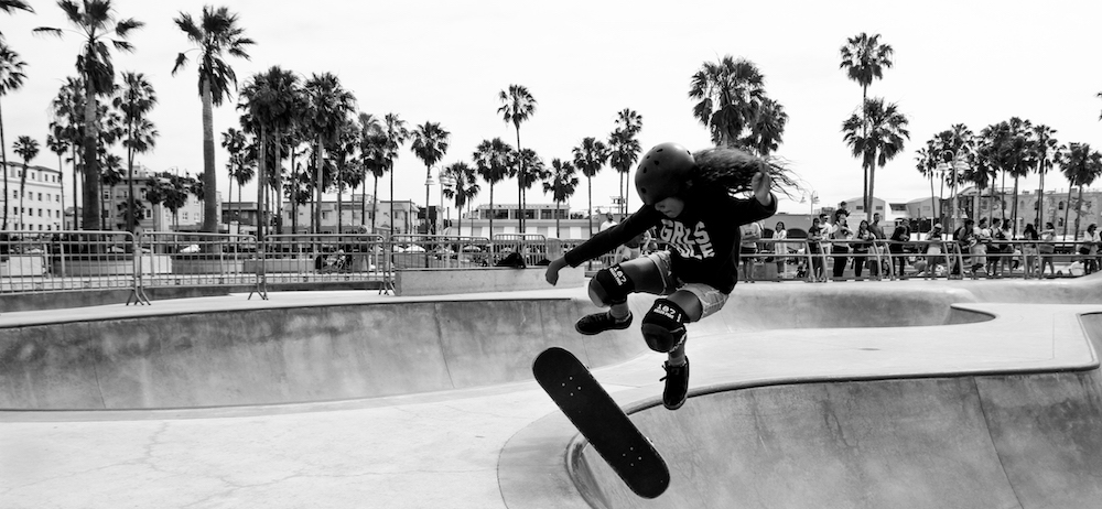 138556e4ef7 Women of color skaters are rarely seen in media — but they re very much a  part of skate culture. Photographer Adrienne D. Williams — a skater herself  — is ...