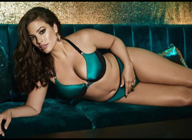 9db3c6ec153 4 Models Turned Plus-Size Lingerie Designers