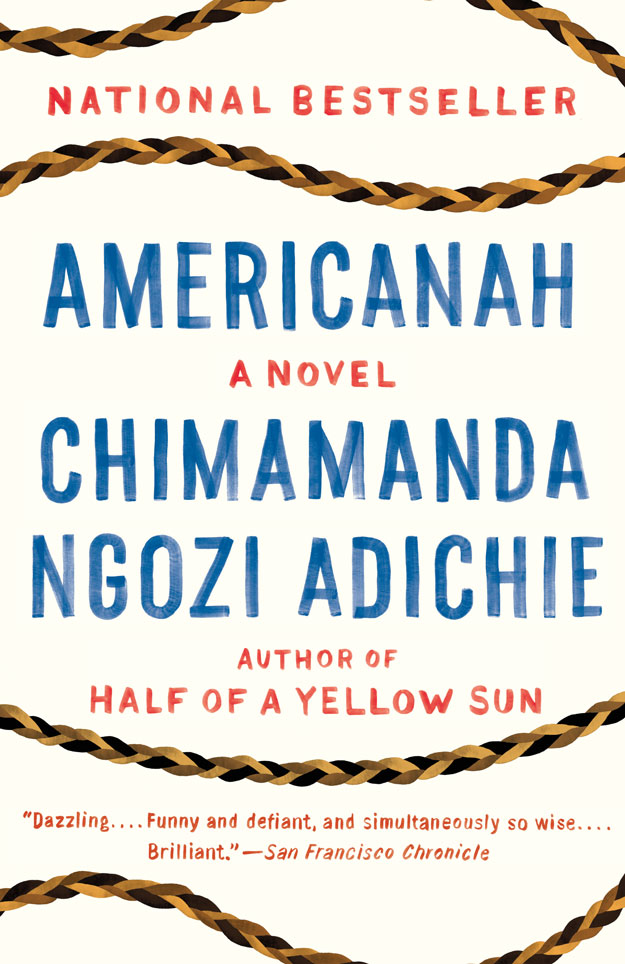 Essays on americanah