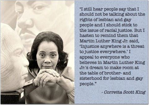 60 Things You Might Not Know About Coretta Scott King Amazing Coretta Scott King Quotes