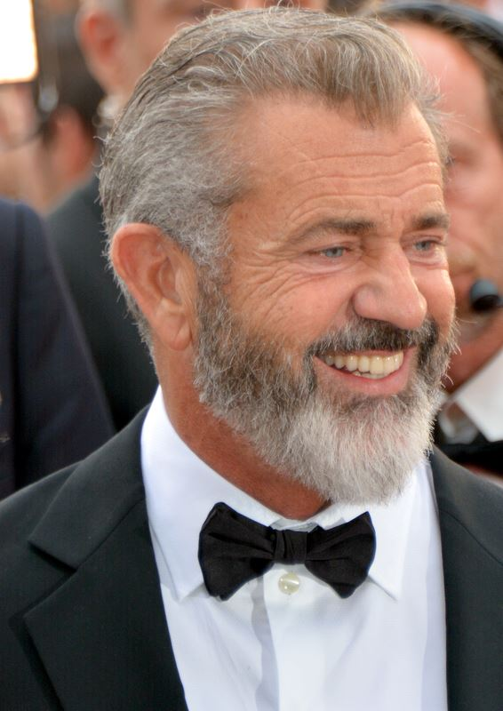 Mel Gibson Cannes 2016 3