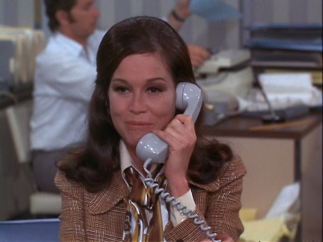 PEGG Mary Tyler Moore phone