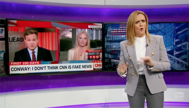 sam bee cnn