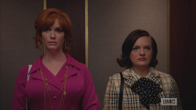 the beheld mad men joan peggy body modesty