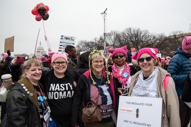 womens march ks 4862