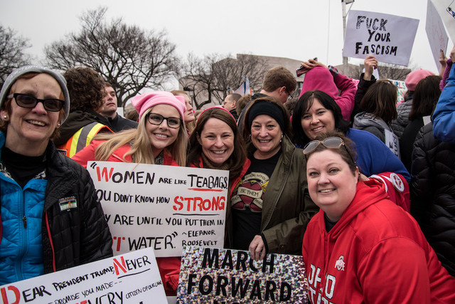 womens march ks 4871