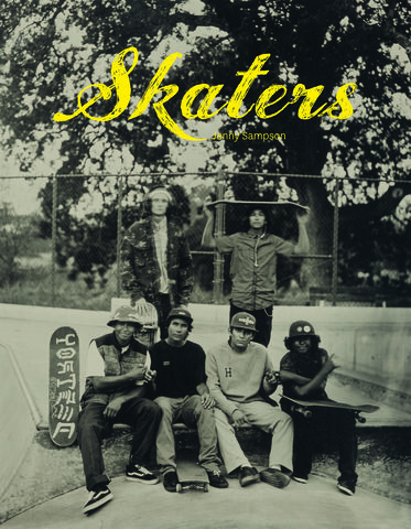 2. Skaters Book Cover 60523