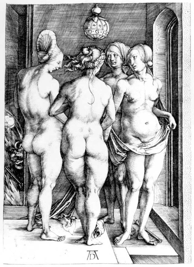 Durer The Four Witches 3d1ff