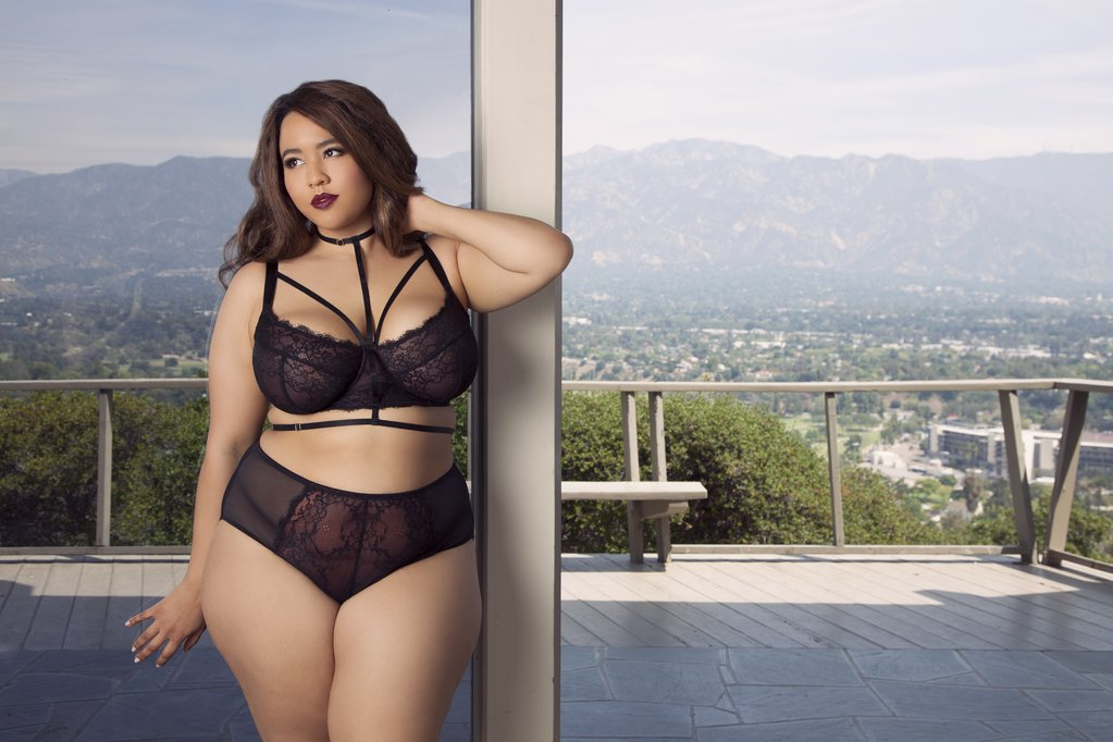 1962272d83 GabiFresh Launched A New Line Of Plus-Size Lingerie, And You Need It On  Your Bod Right Now