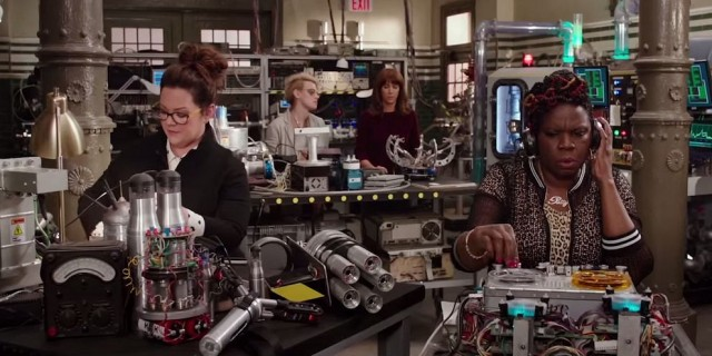 Ghostbusters 2016 Post Credits Scene Explained