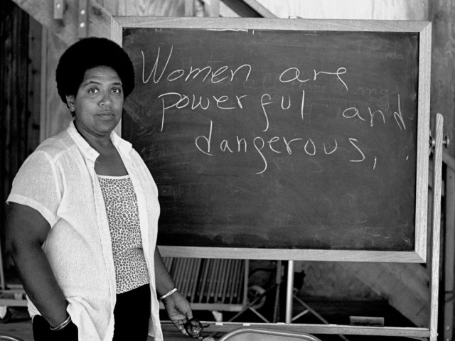Women are powerful and dangerous audre lorde copy