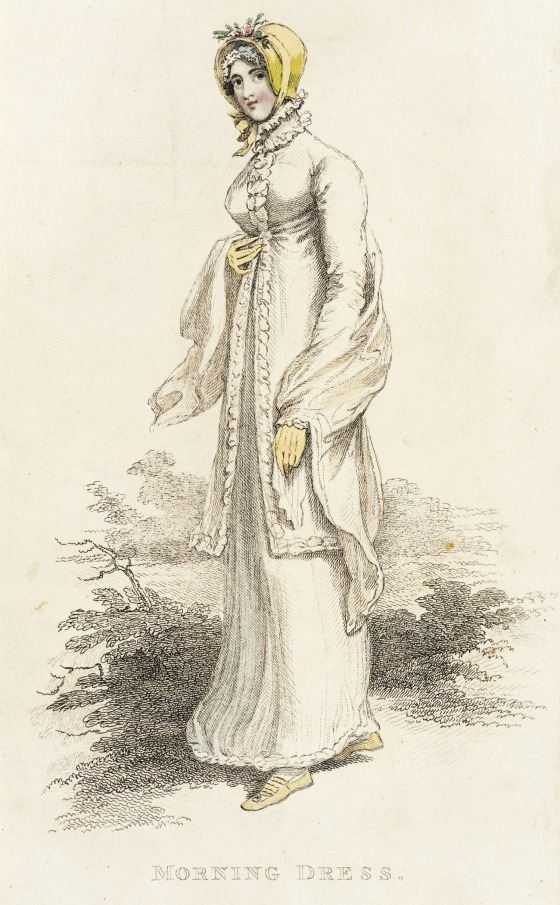 morning dress 1812