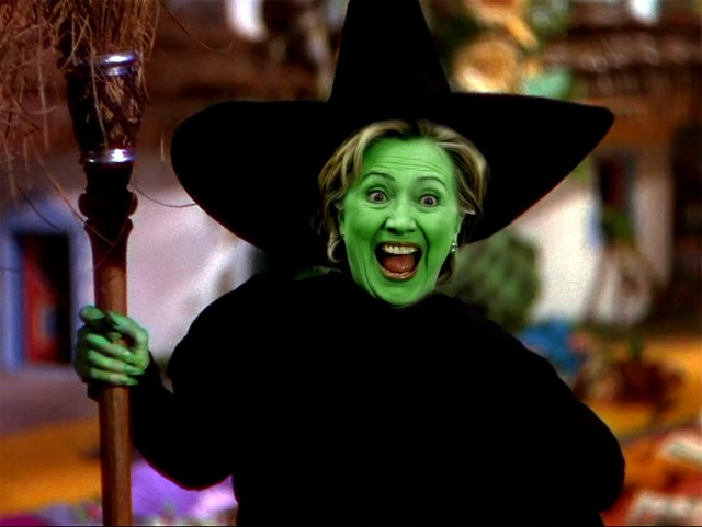 witch hillary wicked witches of the left a brief history