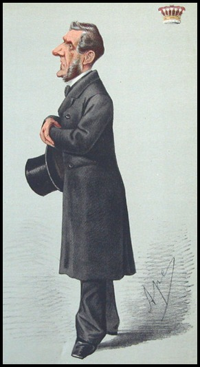 the earl of shaftesbury by carlo pellegrini vanity fair 1869