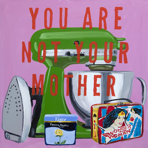 You Are Not Your Mother