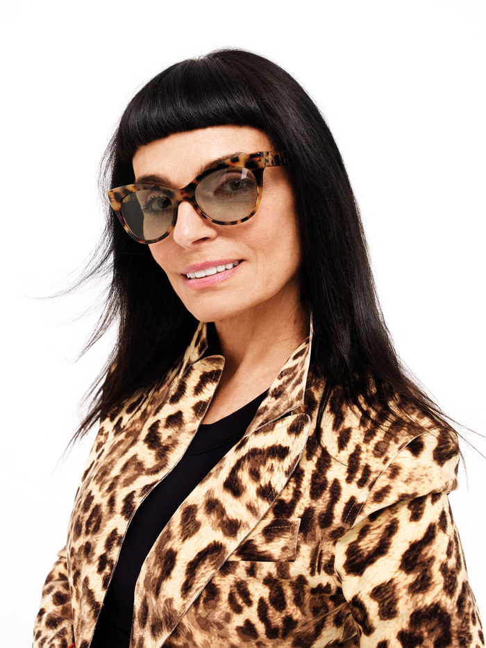 designer norma kamali on 50 years of fashion  bust interview