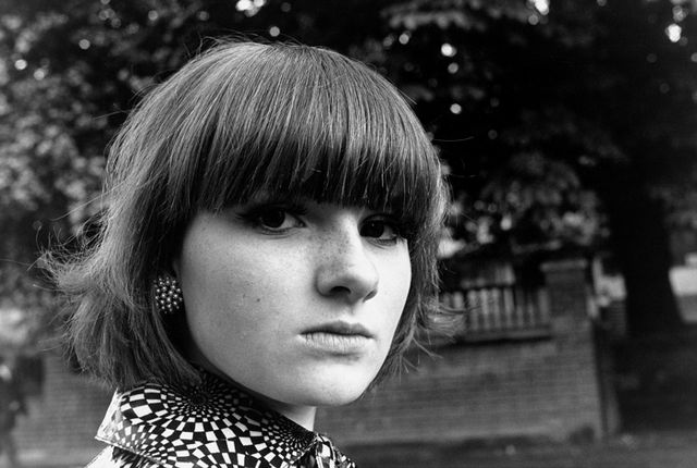 Mod Girl London 1976 f386f