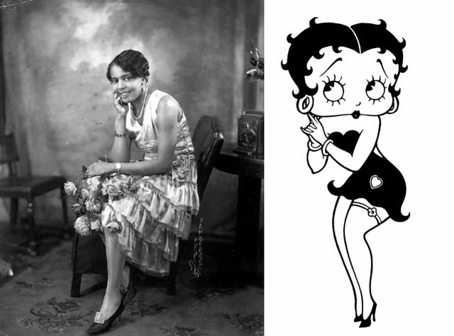 The Real Betty Boop Was Whitewashed Out Of History