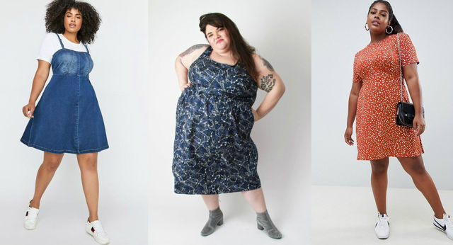 17 Plus-Size Dresses To Take You From Summer To Fall