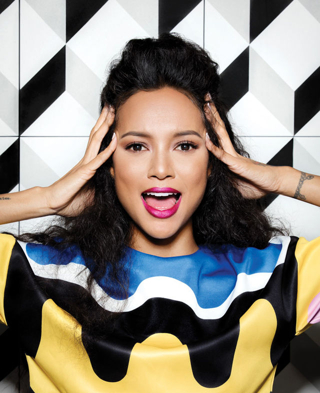 karrueche tran opens up about good career moves and bad