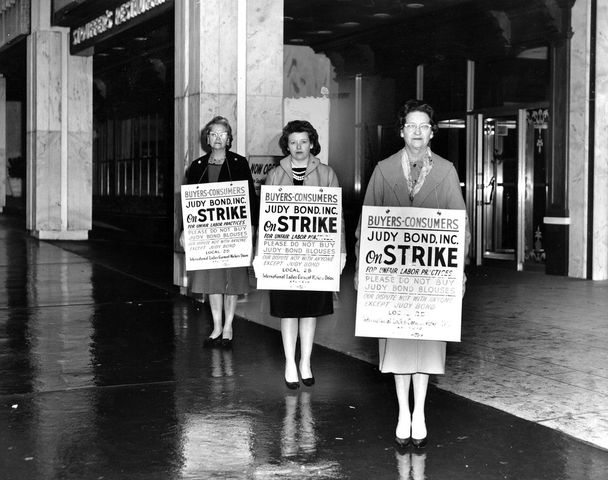 Celebrate Labor Day With This Brief History Of Women In The Labor