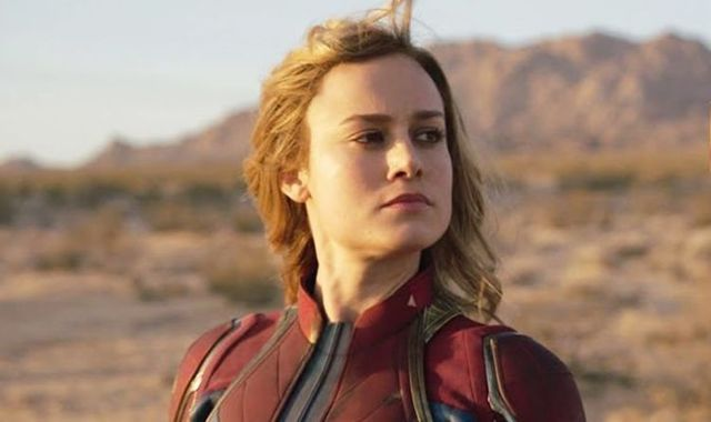 captain marvel star hits back at trolls who attacked her for this in the mcu movie films entertainment dd555