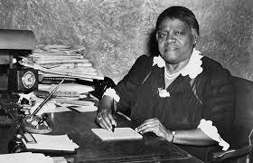 mary mcleod bethune at work 4de46