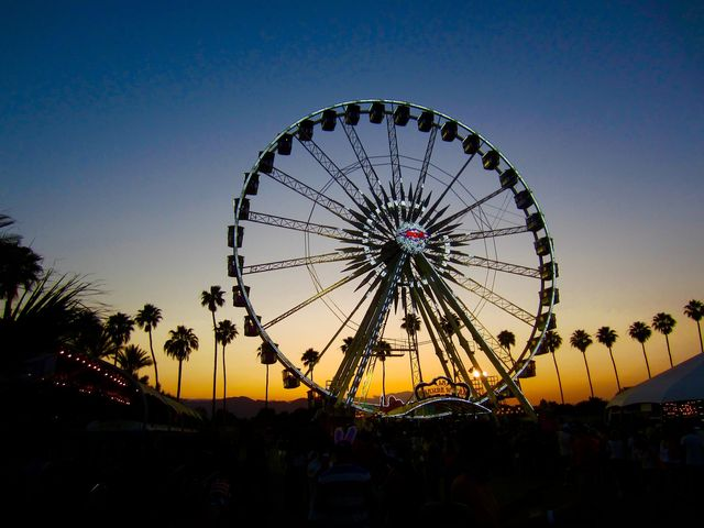 The C-Words Of Coachella: Capitalism, Consumerism, And Cults