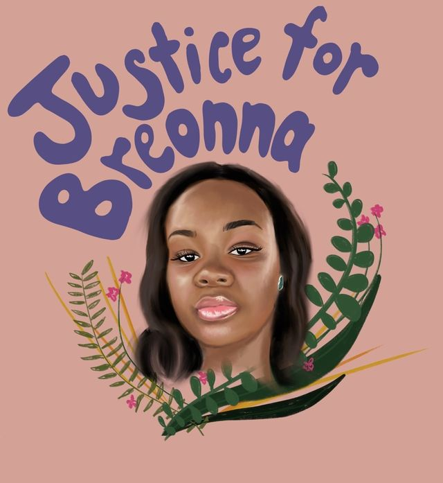 Justice For Breonna Taylor Understanding Sayhername And Black Women S Invisibility In Police Brutality Bust