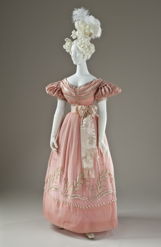 1830 silk dress image via lacma 4a047