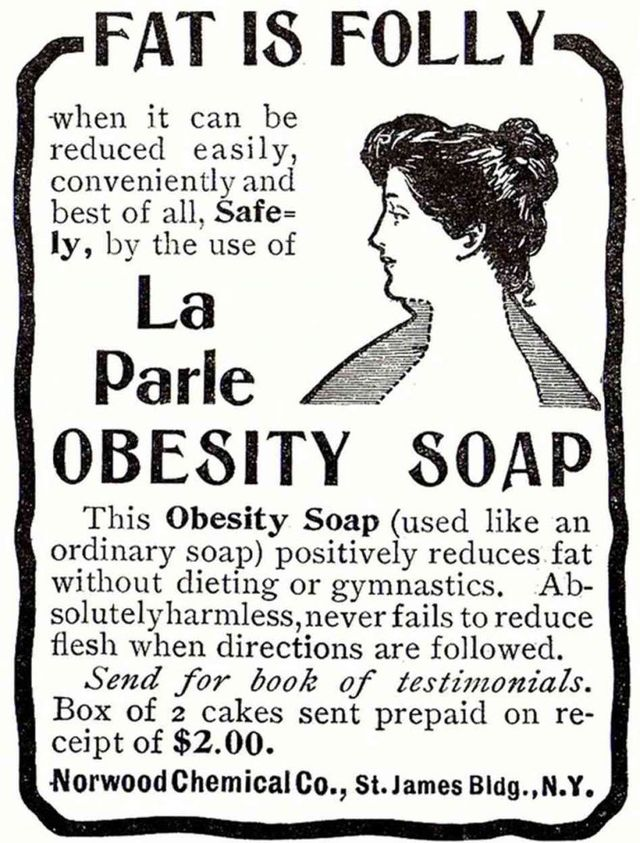 advertisement for obesity soap from 1903 768x1011 65cb2