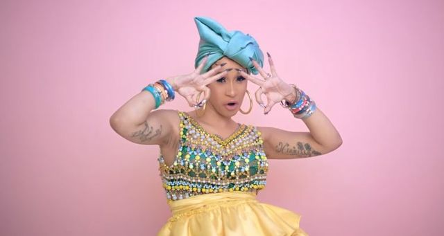 cardi b i like it b4d1f
