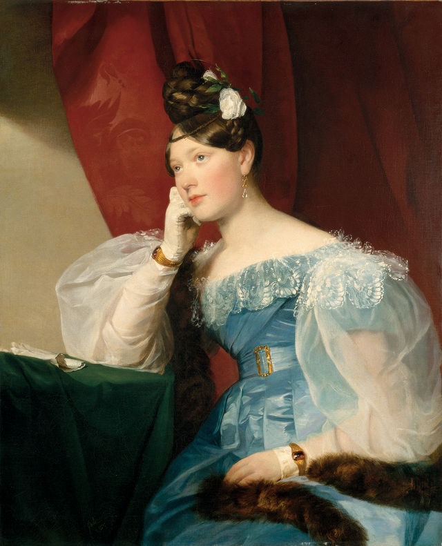 countess julie von woyna by friedrich von amerling 1832 c2a86