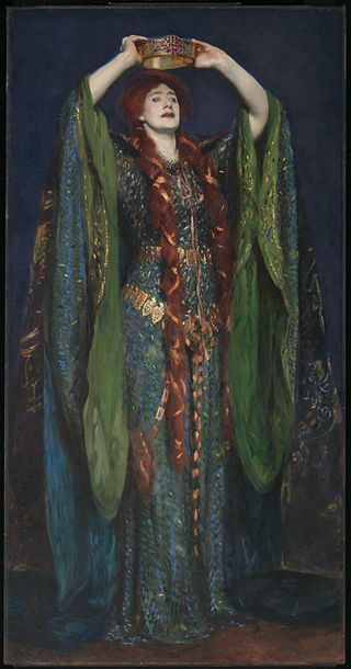 ellen terry as lady macbeth 0d79d