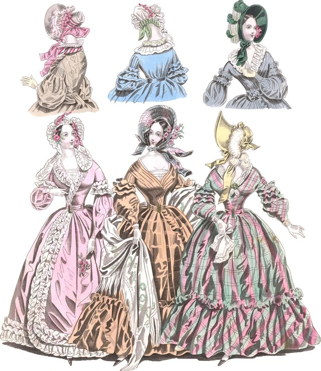the world of fashion 1838 c3167