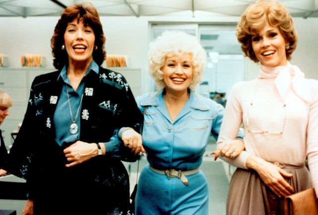 Jane Fonda confirms 9 to 5 sequel is in the works