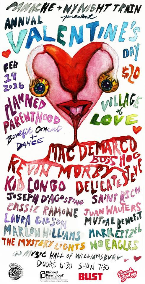 Tickets On Sale Village Of Love Annual Valentine S Day Planned