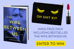 The Wife Between Us x BUST giveaway 22db6