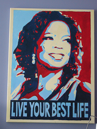 oprah live your best life by johnnyfilmmaker copy