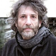 Neil Gaiman face