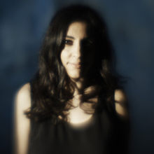 Nadine Khouri by Steve Gullick 2A MAIN PRESS
