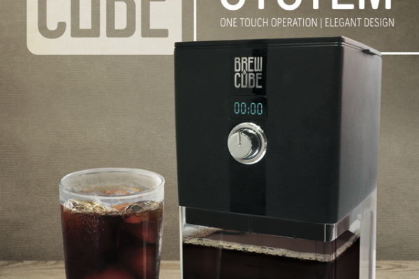 BrewCube Cold Brew Coffee Machine
