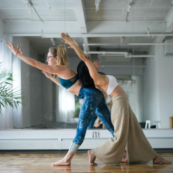 Dance to Flow with YES Studio