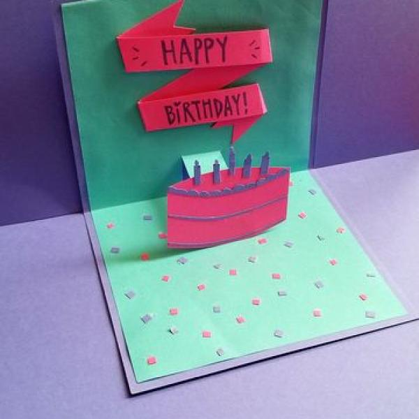 DIY Pop-Up Cards with Deepti Illustrations