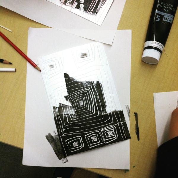 ​DIY Printmaking with Private Picassos