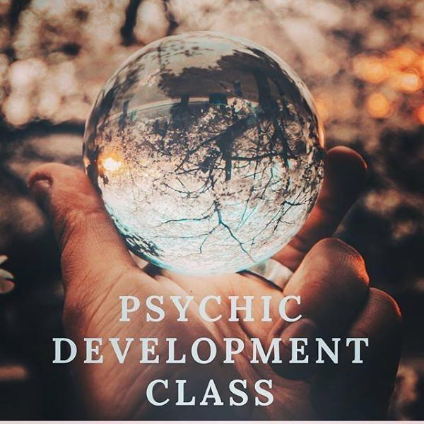 Psychic Development Workshop: YOU ARE PSYCHIC with  Manu DelPrete and Nelly Reznik